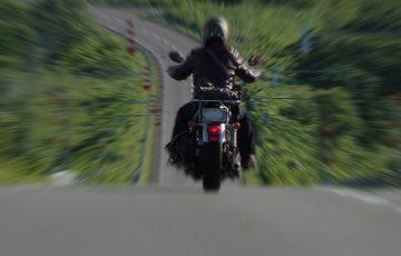 バイクの加速