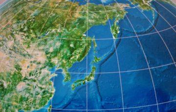緯度経度地図