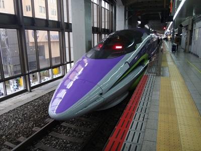 エヴァ新幹線
