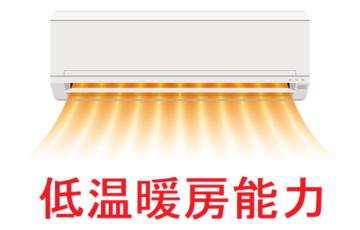 低温暖房能力