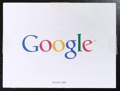 グーグルからのラブレター